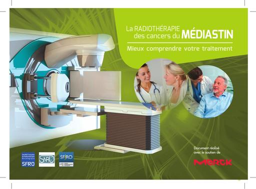 Livret Cancer Médiastin 2016